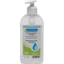 Desinfectie handgel Hantisept 250ml