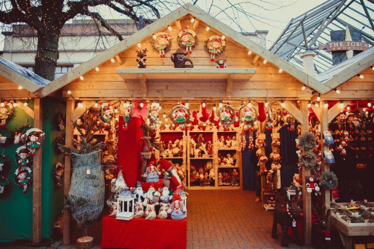 Lees meer over het artikel De mooiste Duitse kerstmarkten dicht bij de grens